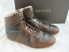 Gucci Herrenschuhe ( 295341 ) in 40 / UK 6,5 / Top / Braun / neue Innensohle