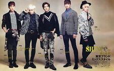 "006 SHINee - South Korean Contemporary Boy Group Music 22""x14"" Poster"