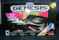 2019 Sega Genesis Mini Boxed Console Package 16 Bit System 40 Games + 2 Bonus