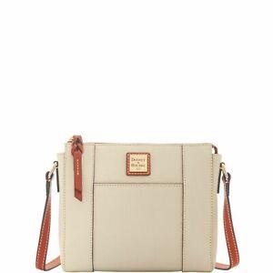 Dooney & Bourke Pebble Grain Lexington Crossbody Shoulder Bag