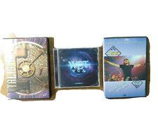 Jeff Scott Soto,Talisman,W.E.T. Cd/DVD Lot