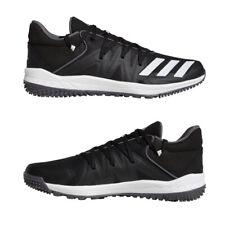 adidas Speed Turf Baseball Sneaker Size Men's 11 Black/white