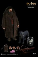 Harry Potter - Rubeus Hagrid With Fang 1 6 Scale Action Figure