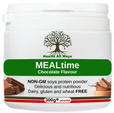 Vegan Chocolate Flavour Meal Replacement Protein Powder Dairy Gluten Free Kosher