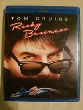 Risky Business (Blu-ray) Tom Cruise, Rebecca German Mornay *Ships Fast!*