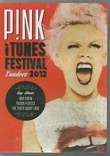 DVD    PINK      LIVE  iTUNES FESTIVAL 2012     DVD