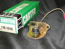 NOS Carter Choke Thermostat 170-1246-1974-76 Chrysler, Dodge, Plymouth w/holley