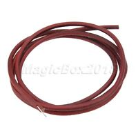 """Clip REAL LEATHER 78/""""x5//16/"""" 2m x 8mm EXTRA THICK INDUSTRIAL SEWING BELT SINGER"""