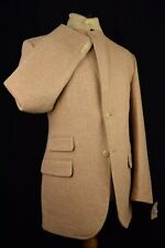 Vtg HUGO BOSS Harris Tweed Tailored Country Hacking Jacket 42R #703 SUPER COLOUR