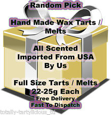 Random Mix 12 Tarts USA Scented Wax Melts USA Scents From Totally TartyLicious