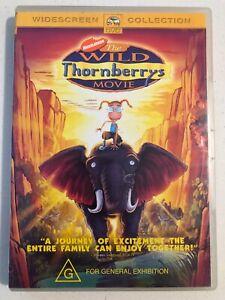 The Wild Thornberrys Movie dvd + Free Post
