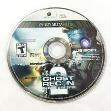 Tom Clancy's Ghost Recon: Advanced Warfighter Platinum Hits (Xbox 360 2012)