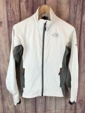 The NORTH FACE Size Small White Bionic Summit Series Apex Soft Shell Jacket J6j