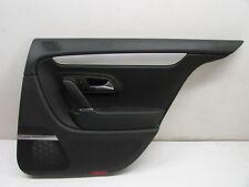 2010 VW PASSAT CC REAR RIGHT DOOR TRIM PANEL OEM 09 10 11 12 13 14 15