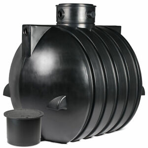 Regenwassertank, Zisterne Smart 6000 L, PKW-befahrbar bis 600 kg