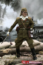 3R DRAGON DREAMS DID 1/6 JAPANESE WW II SACHIO ETO FIRST LIEUTENANT JP639