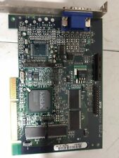 Matrox 815-01 PCI AGP Vintage VGA gpu Graphics Video Card. MGA-G100A-E