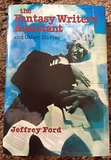 THE FANTASY WRITER'S ASSISTANT Jeffrey Ford 1st HC COLECTION SIGNED OUT OF PRINT