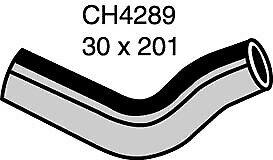 Mackay Radiator Hose (Bottom) CH4289 fits BMW 2002 2.0 (E10) 74kw