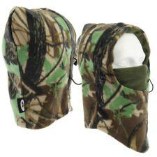 Ngt32 NGT Fishing Hunting Deluxe 3d Woodland Camo Fleece Warm Snood