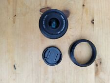 SIGMA 19mm f2.8 EX DN FOR MICRO FOUR THIRDS MOUNT