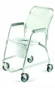 Invacare Mobile Shower Chair/Camode