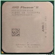 AMD Phenom II X6 1100T CPU Black Edition HDE00ZFBK6DGR 3.33GHz AM3 Unlocked 125W