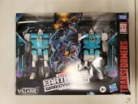 TRANSFORMERS EARTHRISE RUNABOUT NIP In Hand