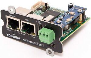 Toshiba RemotEye 4 UPS Network Card