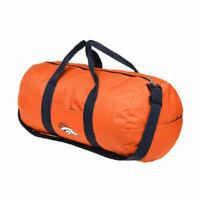NFL Denver Broncos Vessel Barrel Duffle Bag
