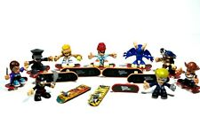 Tech Deck The Dude Figures Mixed lot of 23