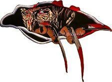 Freddy Krueger Claws Embroidered Big Patch Horror Film A Nightmare On Elm Street
