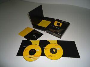 Microsoft Office Mac 2008 Business Edition Macintosh 1-Licens full retail