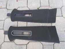 2003-2011 FORD LINCOLN Town Car FRONT UPPER LH/RH SIDE SEAT BELT COVER Black OEM