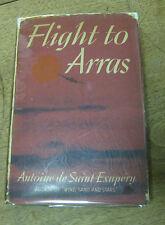 FLIGHT TO ARRAS Antoine de Saint-Exupery- 1st/4th HCDJ 1942 $2.75 little prince
