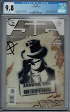 CGC 9.8 52 #48 1ST APPEARANCE RENEE MONTOYA BECOMES THE QUESTION DC WEEK 52
