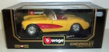 Voitures, camions et fourgons miniatures Burago cars Chevrolet