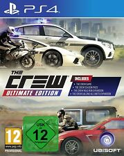 Ps4 The Crew Ultimate Edition Preowned - sehr gut