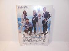 DVD - CSI: Miami - Season 1 - Episoden 1-12 NEU