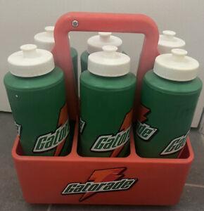 Gatorade Water Bottle Holder With 6 32 oz Bottles
