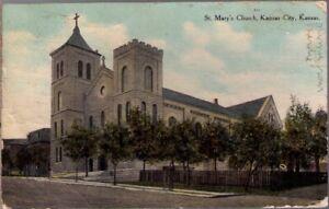 (14wo) Kansas City KS: St. Mary's Church