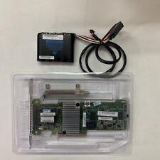 LENOVO LSI MegaRAID SAS 9364-8i 1GB Cache 12G SAS RAID Controller Card & Battery