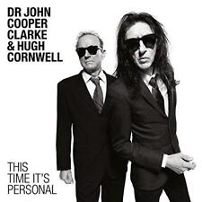 Dr. John Cooper Clarke And Hugh Cornwell - This Time It's Persona (NEW VINYL LP)