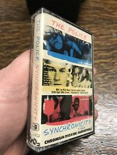 The Police - Synchronicity / Cassette Tape / EX Cassette