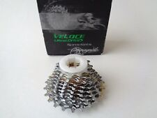 *NOS Vintage Campagnolo Veloce 9 speed Ultra-Drive System 12-23T cassette*