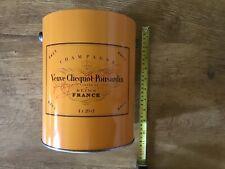 Veuve Clicquot Ponsardin Champagne bucket - metal