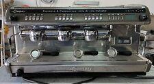 LA CIMBALI M39 - Macchina Caffè Espresso Bar - 3 gruppi AUTOMATICA ELETTRONICA