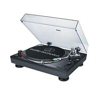 audio-technica AT-LP120BK-USB DirectDrive Turntable/cartridge/phono preamp,Black