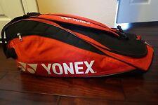 Yonex Badminton Bag Red