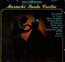 Mariachi Santa Cecilia Para Celebraciones  BRAND  NEW SEALED CD